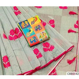 Delicate Chanderi Cotton Sarees